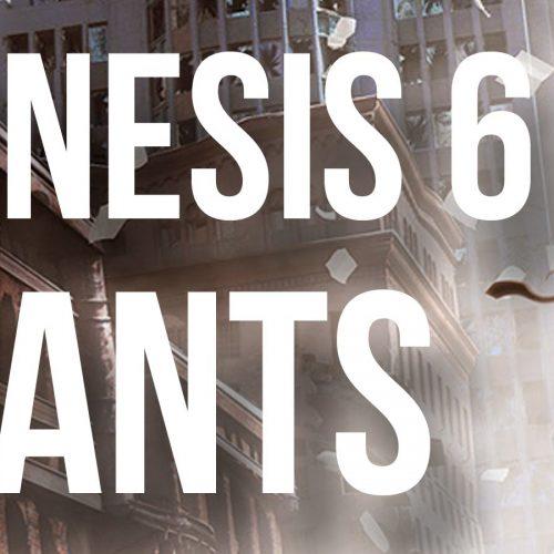 """Quem são os """"gigantes"""" de Gênesis 6?"""