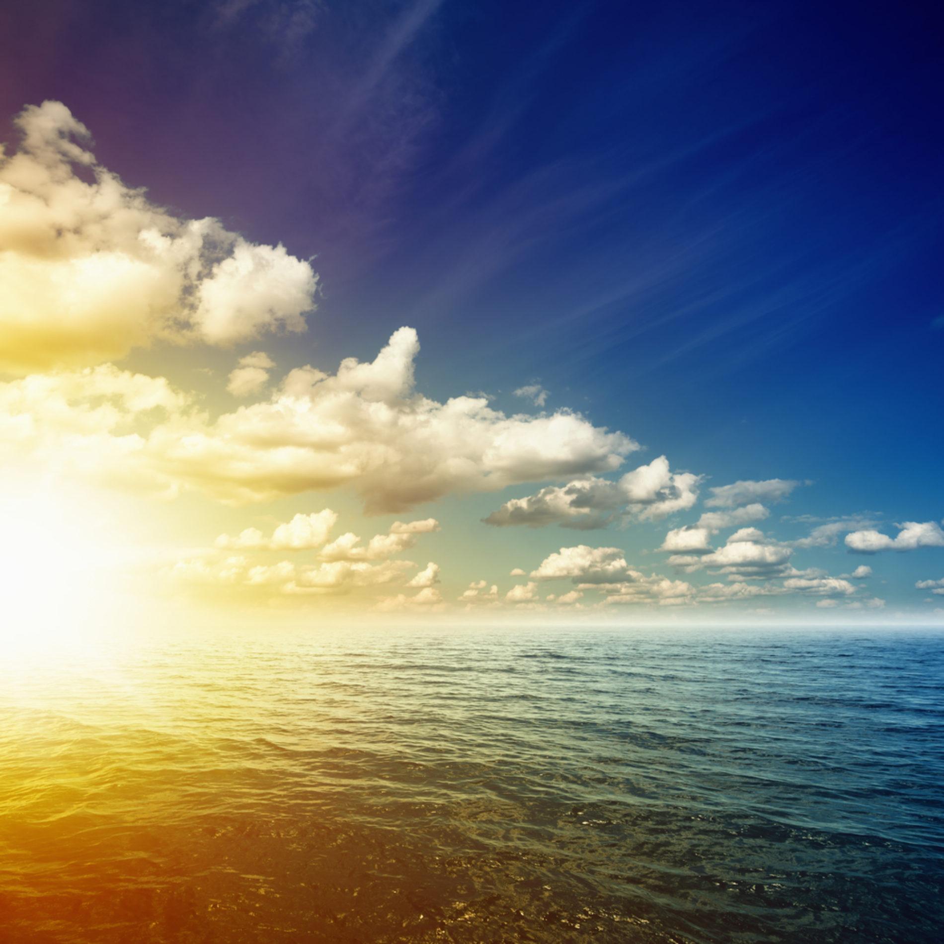 De onde veio a luz do primeiro dia da criação?