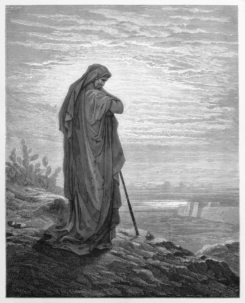 Cristo e o Arcanjo Miguel