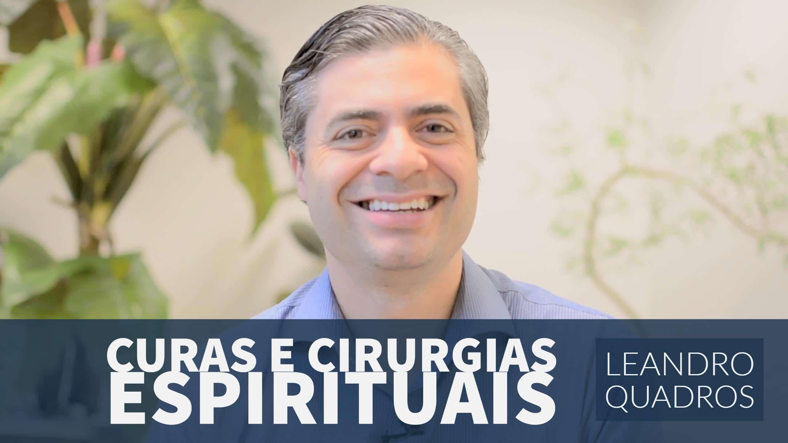 As curas espirituais são reais?
