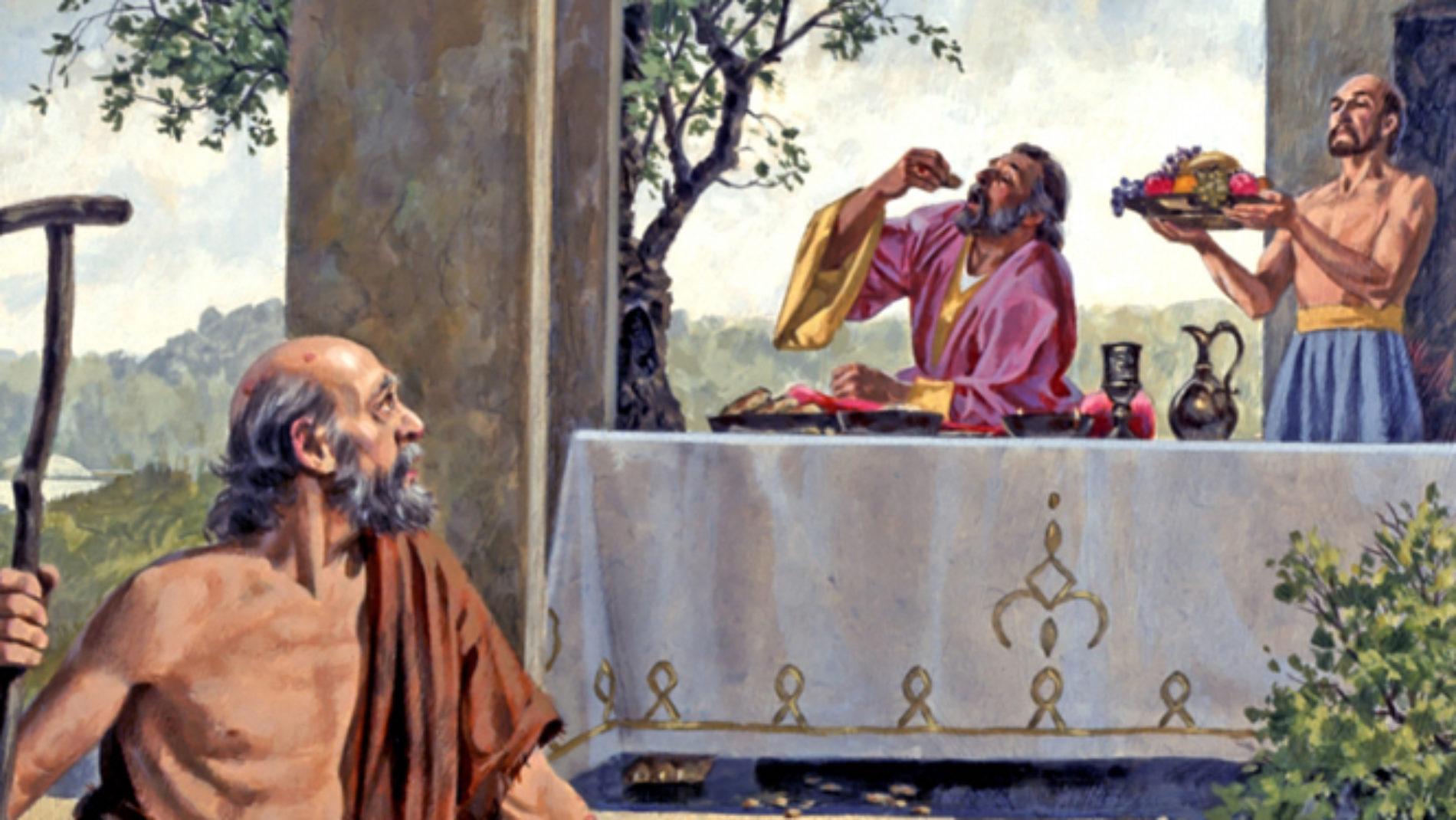 Como entender a Parábola do Rico e Lázaro, de Lucas 16:19-31?