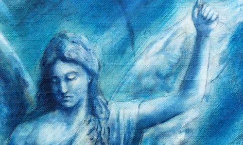 O que a Bíblia diz sobre anjos?
