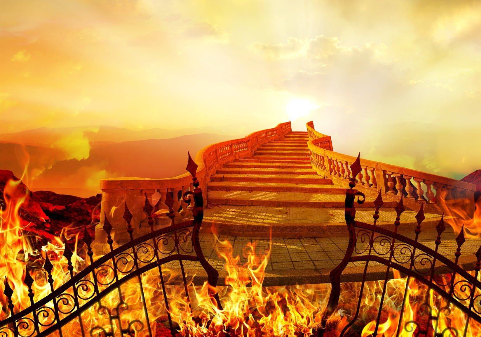 """O """"inferno"""" em Ezequiel 32:21"""