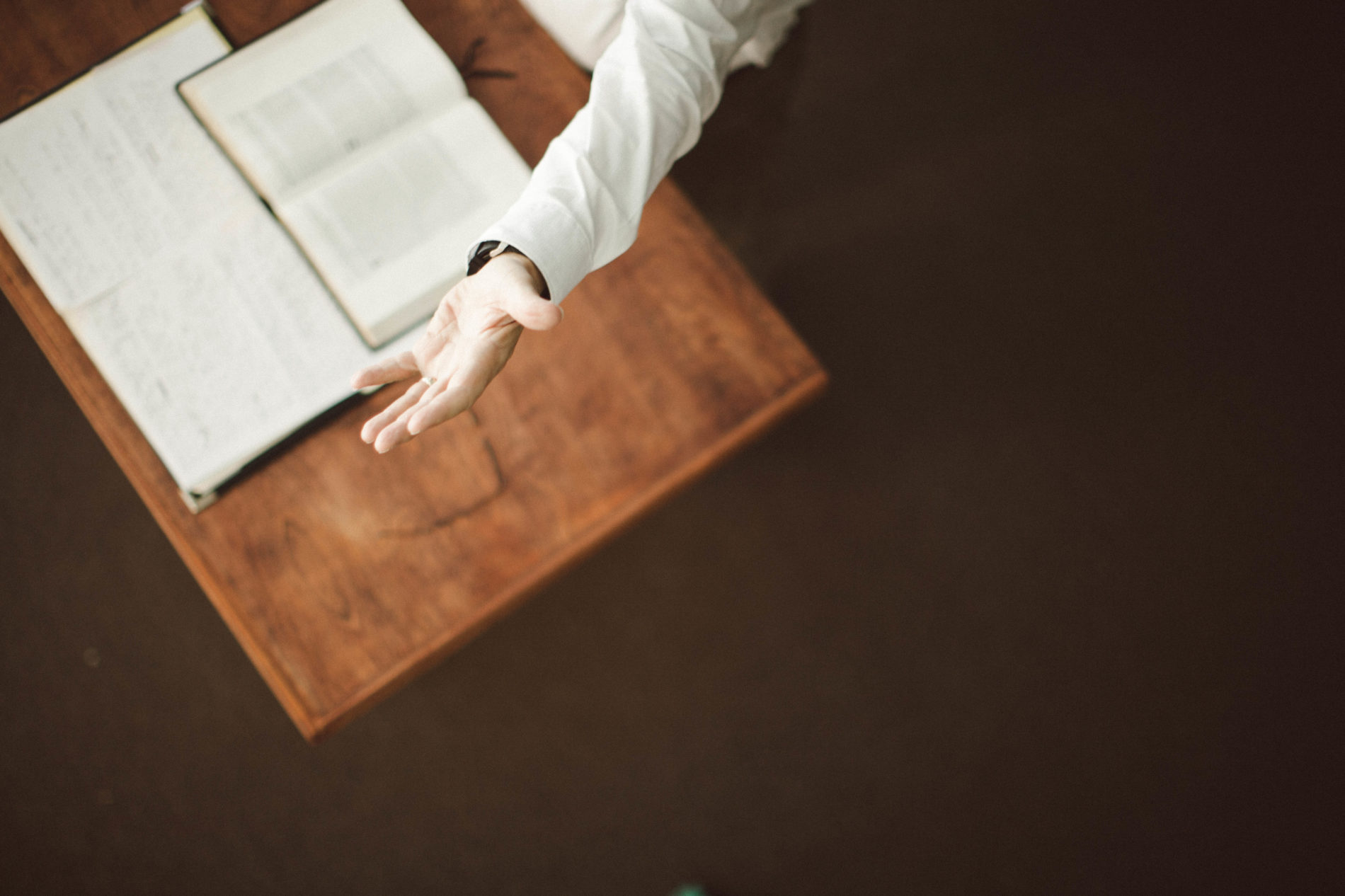 Modelo bíblico de pregação: como posso ser um pregador?