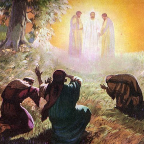 """""""Ninguém subiu ao céu"""" – João 3:13"""