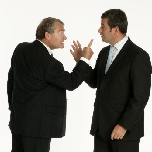 Como agir em um debate