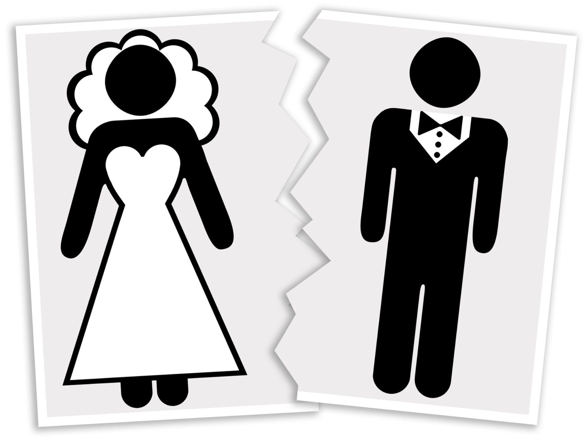 O divórcio não é um pecado imperdoável (Mas, lute por seu casamento!)