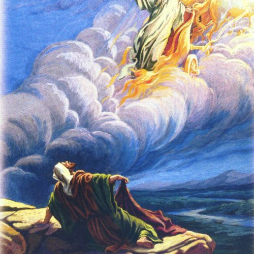 o profeta Elias reencarnará antes da Segunda vinda?