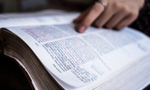 A Escritura e os paradoxos