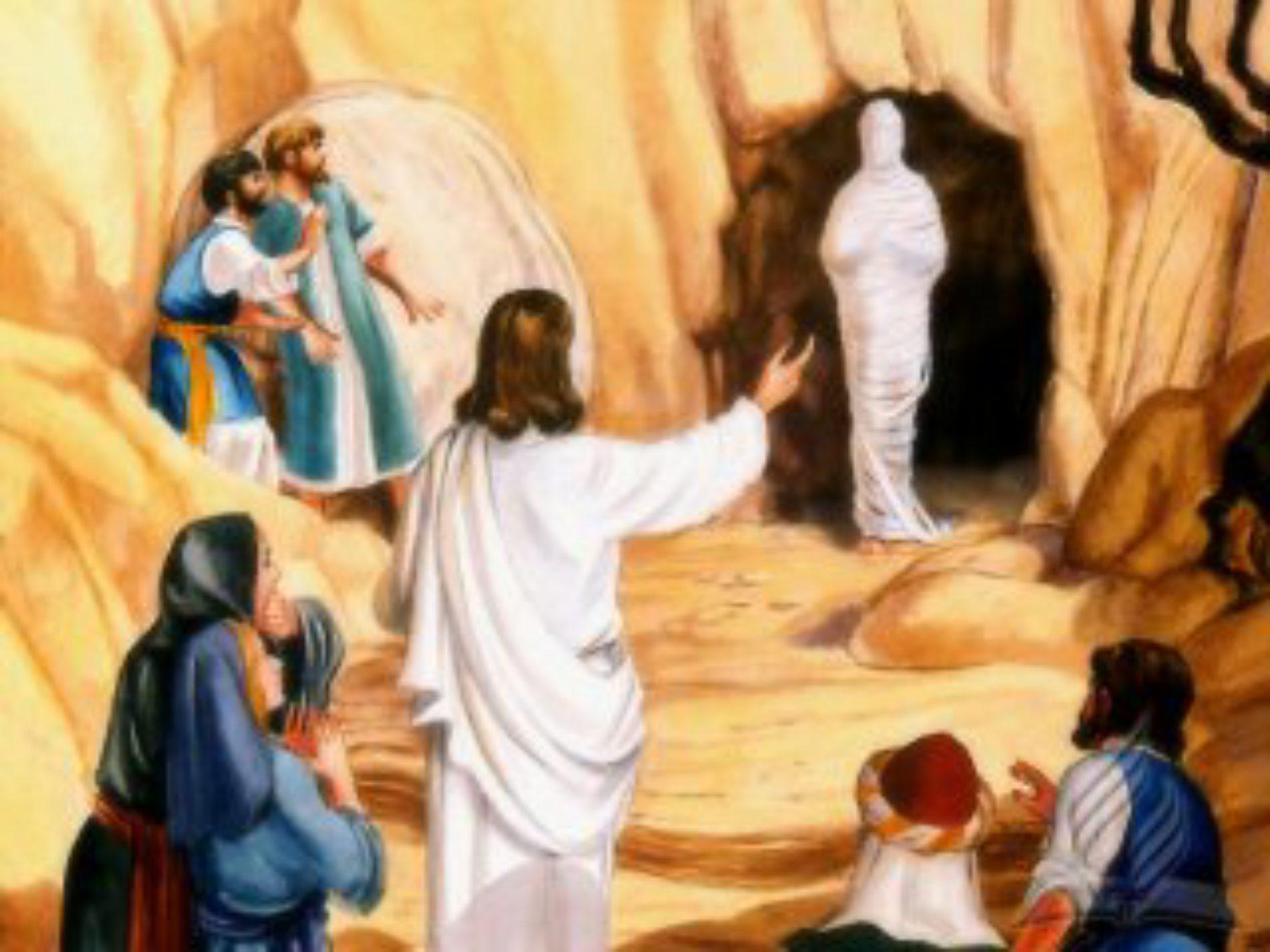 A Morte e a Ressurreição na Bíblia