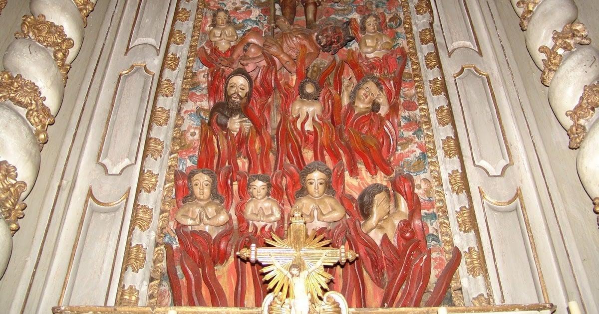 Existem Almas Debaixo do Altar? – Apocalipse 6:9