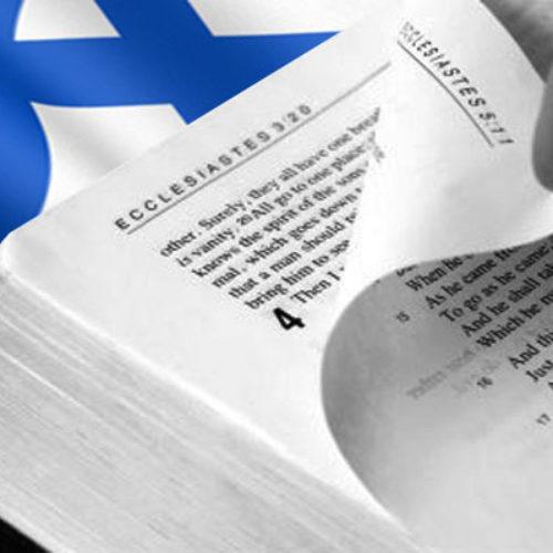 """Existe um """"Novo Israel""""? (Romanos 11)"""
