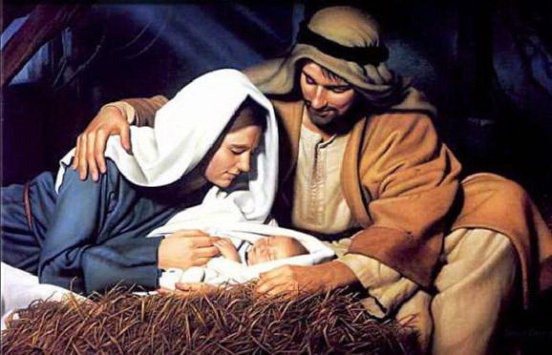 Maria, a virgem escolhida