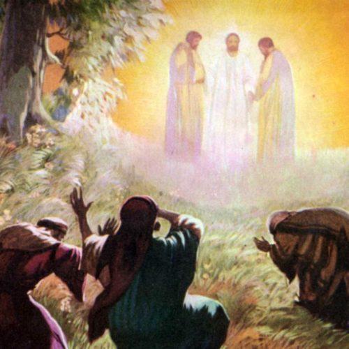 Na transfiguração Jesus se encontrou com Moisés e Elias: como isso foi possível?