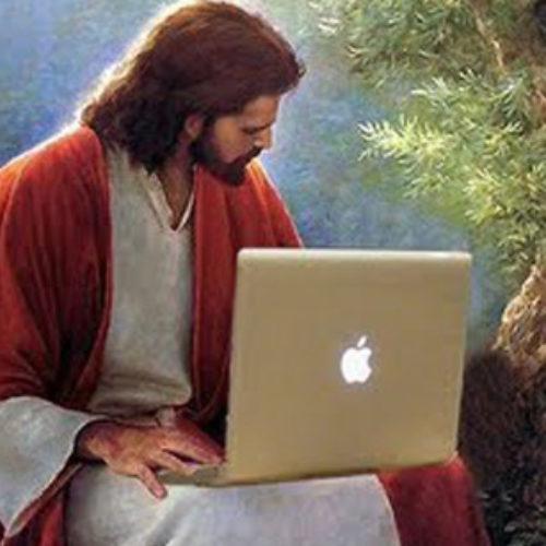 Jesus usaria as Redes Sociais?