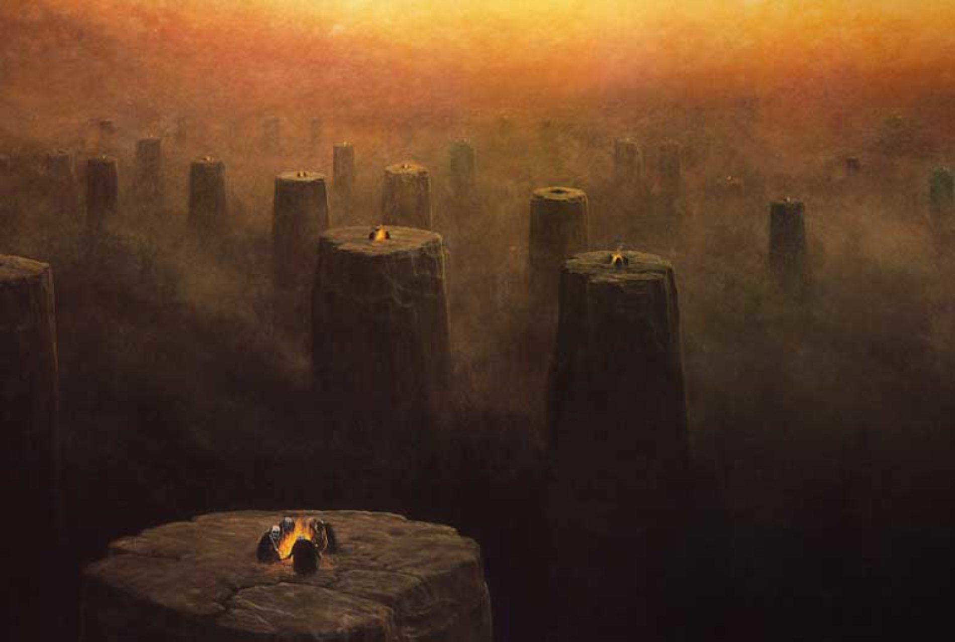 """Cristo realmente pregou aos """"espíritos em prisão"""" no purgatório? 1 Pedro 3:19"""