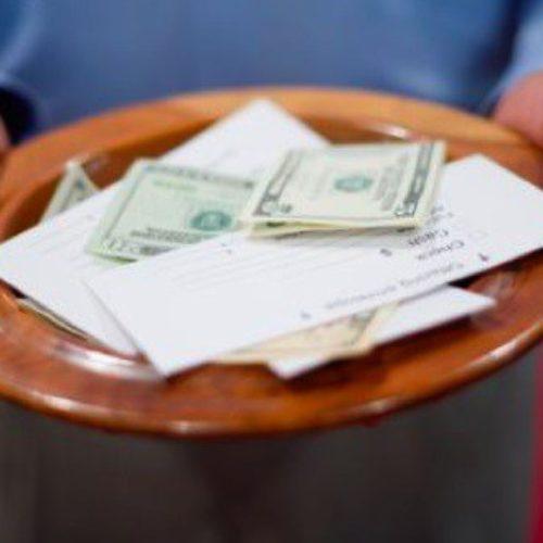 No novo testamento a igreja está isenta do dízimo?