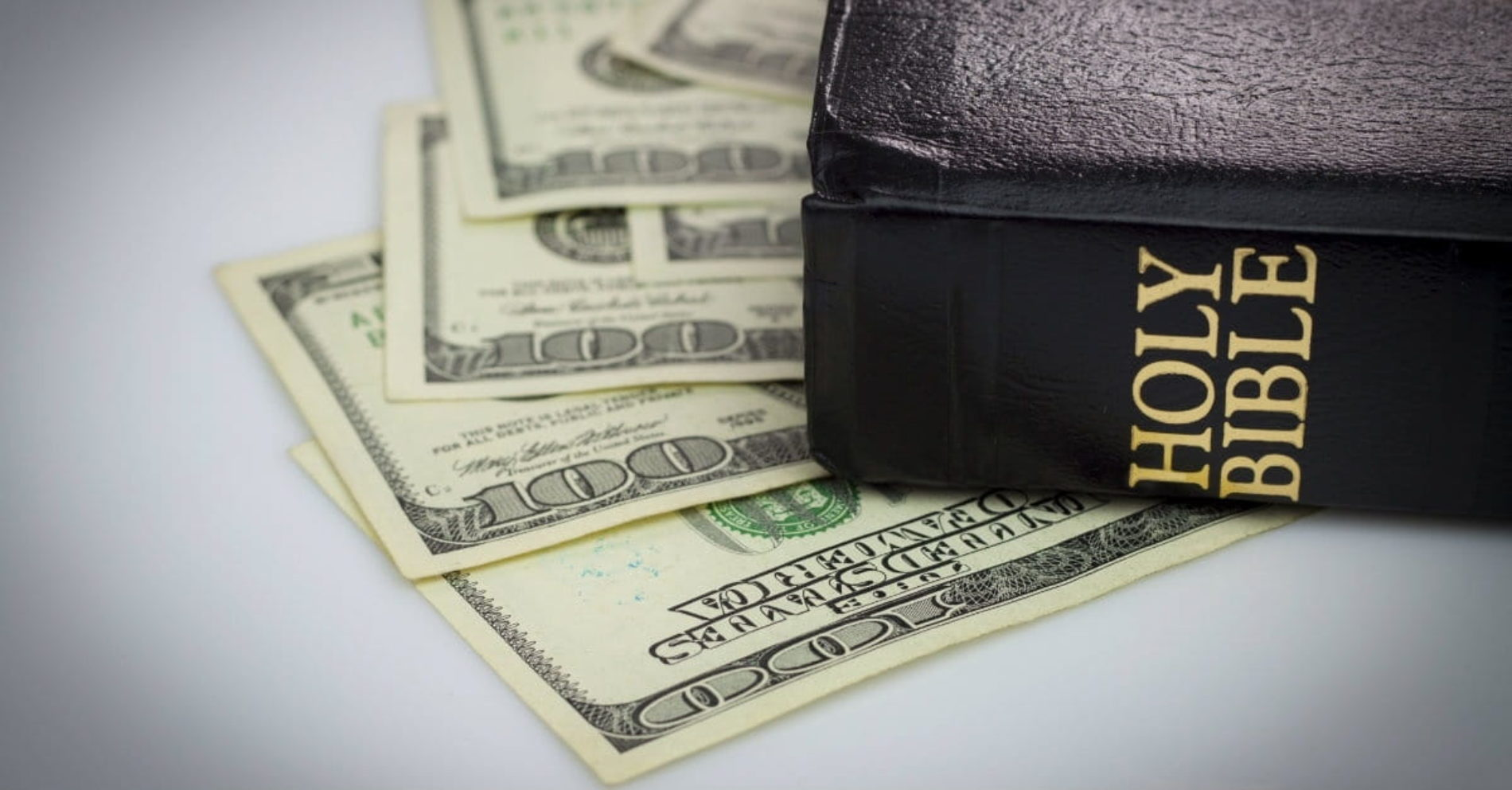 As finanças e a vida espiritual
