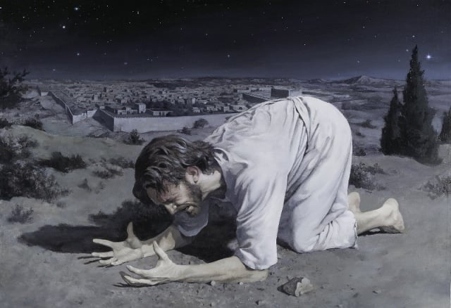 O impossível e a oração de Jesus