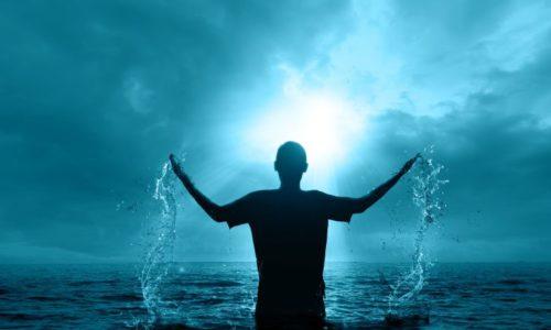O batismo dos apóstolos