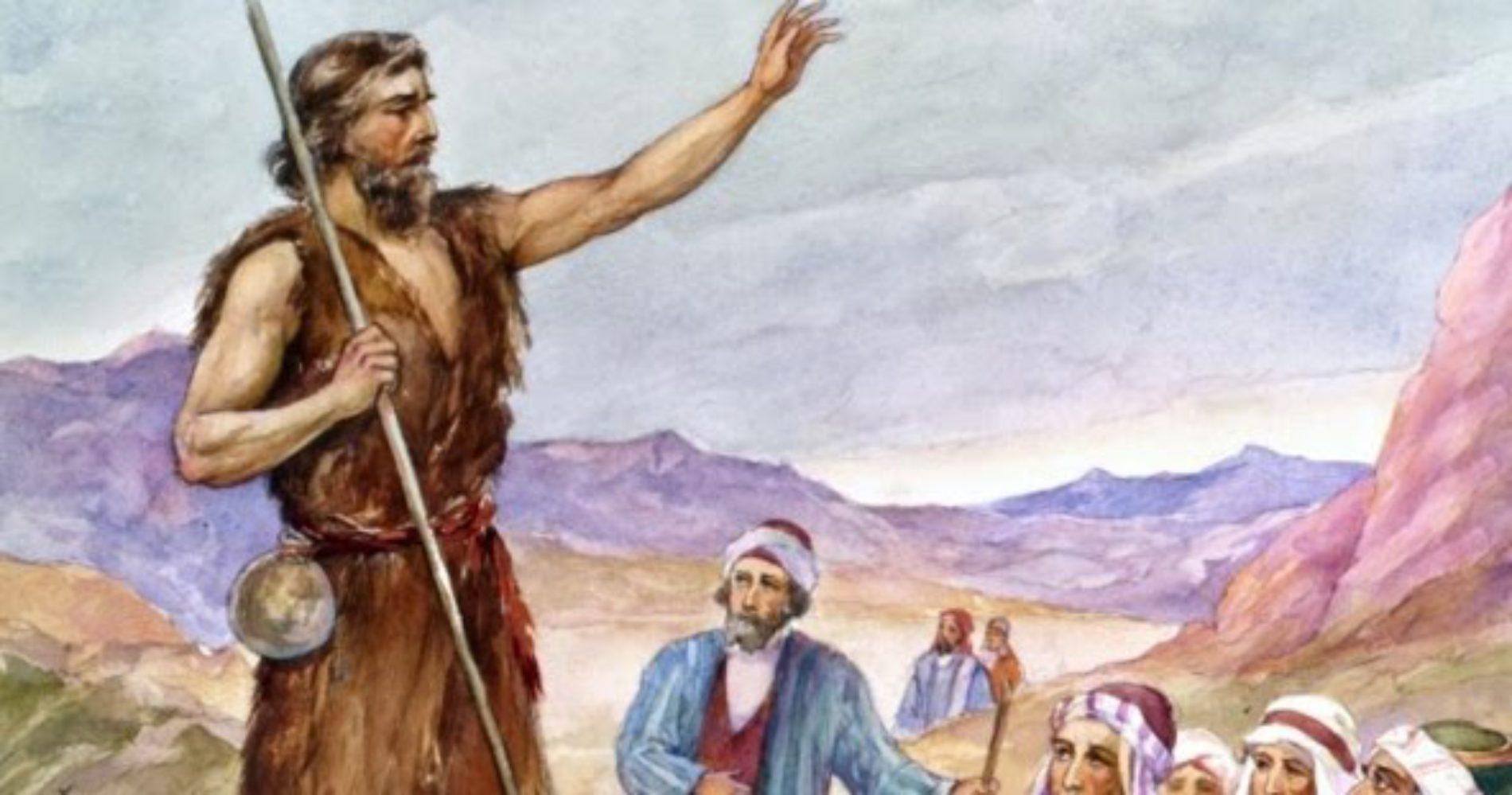 Qual foi a alimentação de João Batista?
