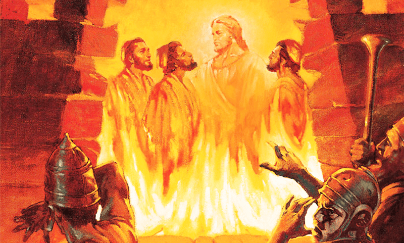 A adoração da estátua: onde estava Daniel?