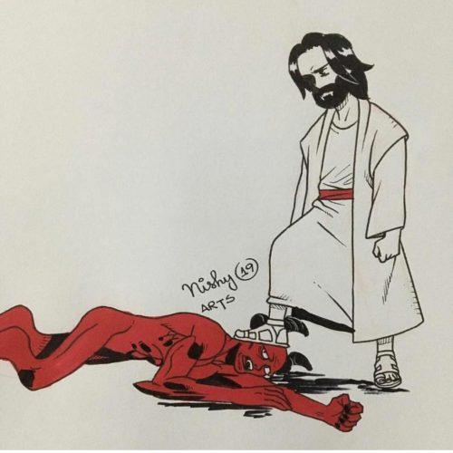 Jesus já venceu!