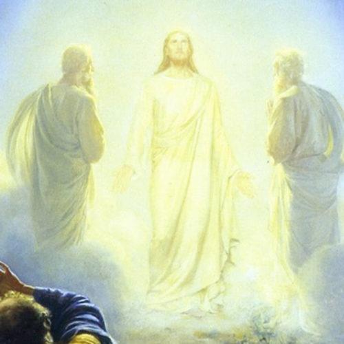 A transfiguração e o estado dos mortos
