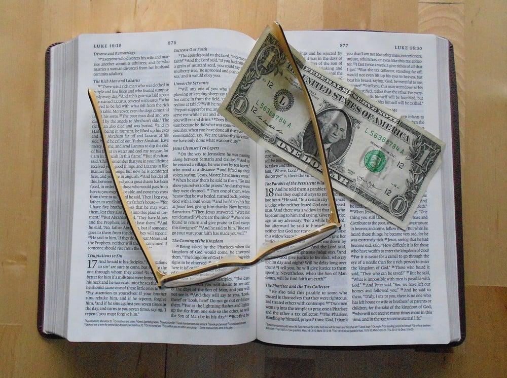 Fidelidade a Deus e finanças equilibradas estão interligadas