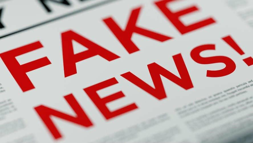 CUIDADO, CRISTÃOS! Sem argumentos, CACP e cia apelam para o Fake News