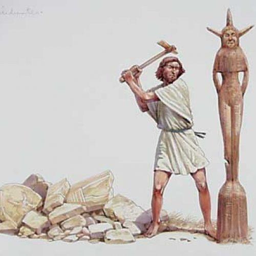 O que a Bíblia diz sobre a idolatria?