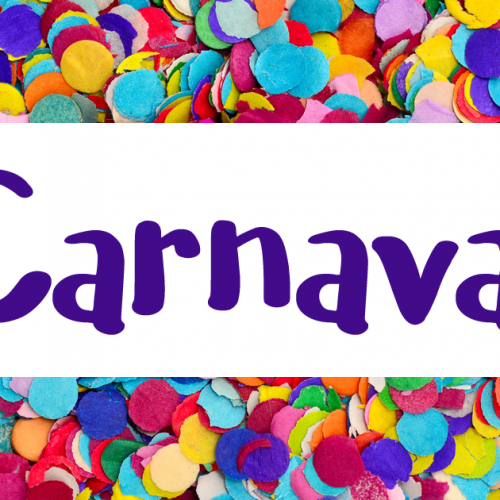 O Carnaval Chegou