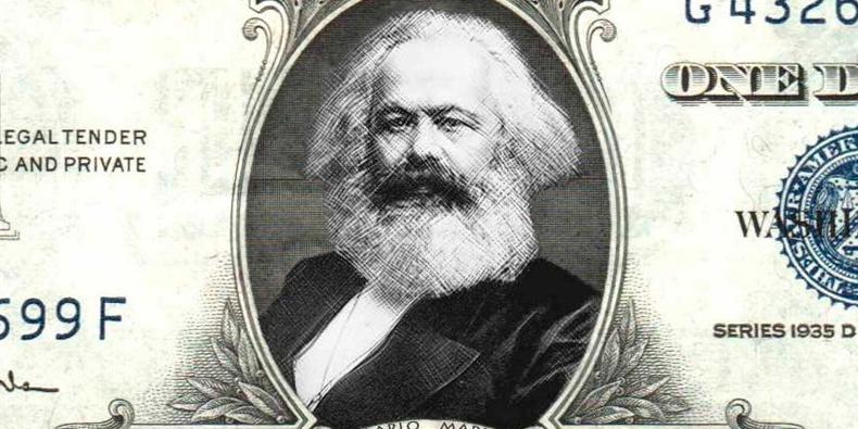 Marx e socialismo são melhores que capitalismo…