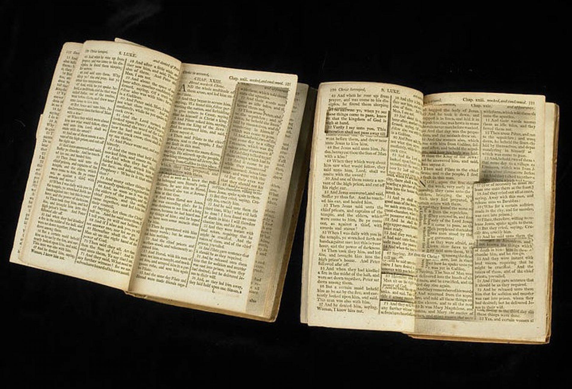 Jesus Não Corrigiu o Antigo Testamento