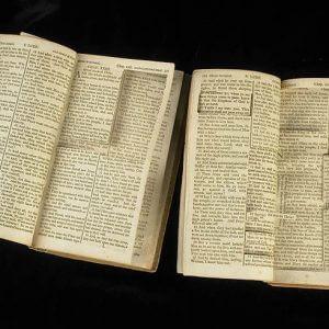 Precisamos atualizar a Bíblia?